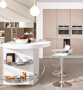Cucina Adele Project - Negozio Cucine Lube e Creo Cernusco (Milano).