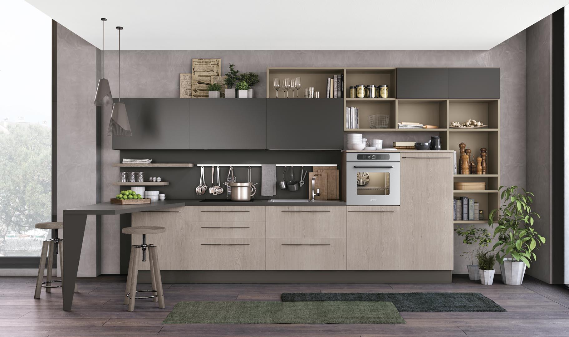 Cucina Agnese Lube Opinioni cucina jey - negozio cucine lube e creo cernusco (milano).
